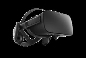 Oculus Rift VR glasses