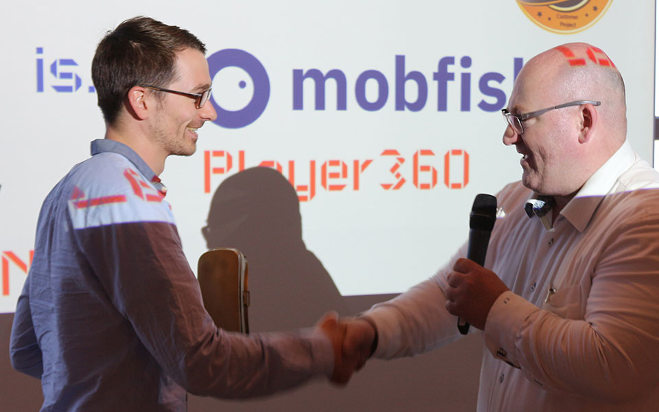 mobfish VR STUDIO gewinnt den immersive learning Award