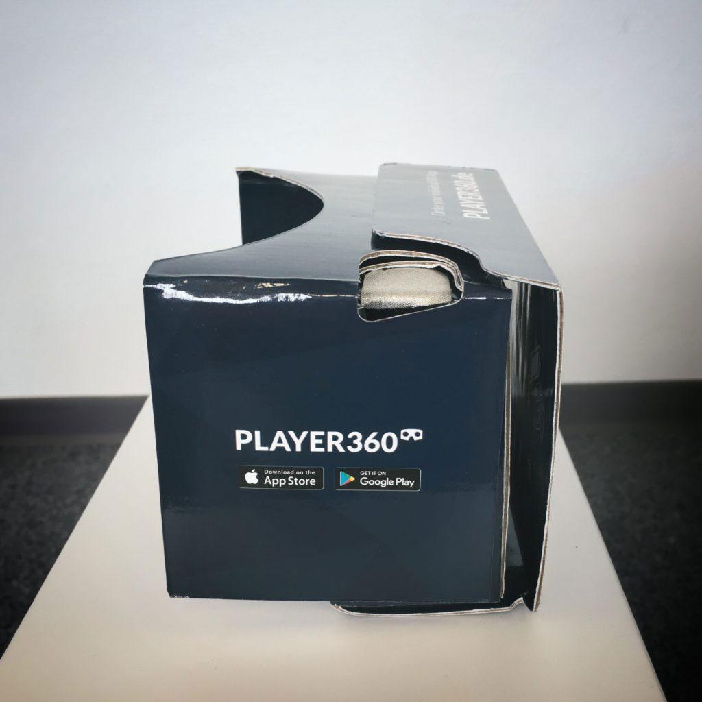PLAYER360 Cardboard