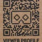 Cardboard QR Code v2