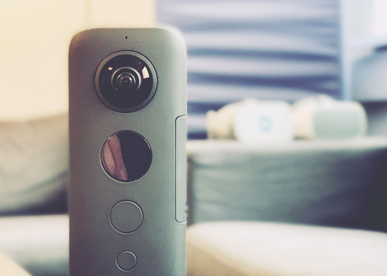 Insta360 360° Kamera fürs Handy