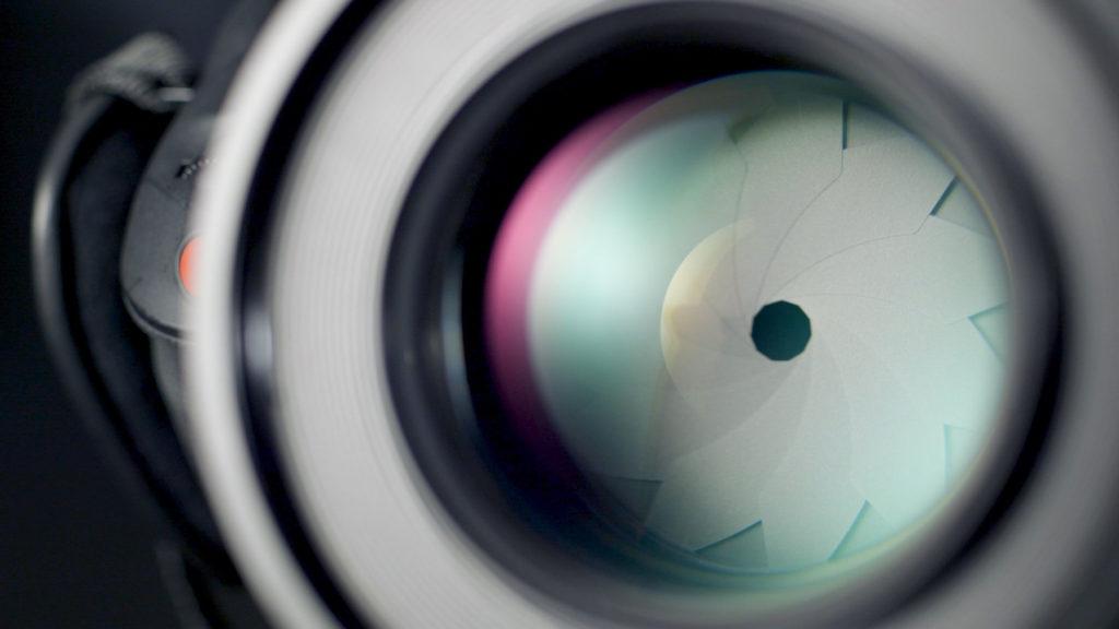 One camera lens
