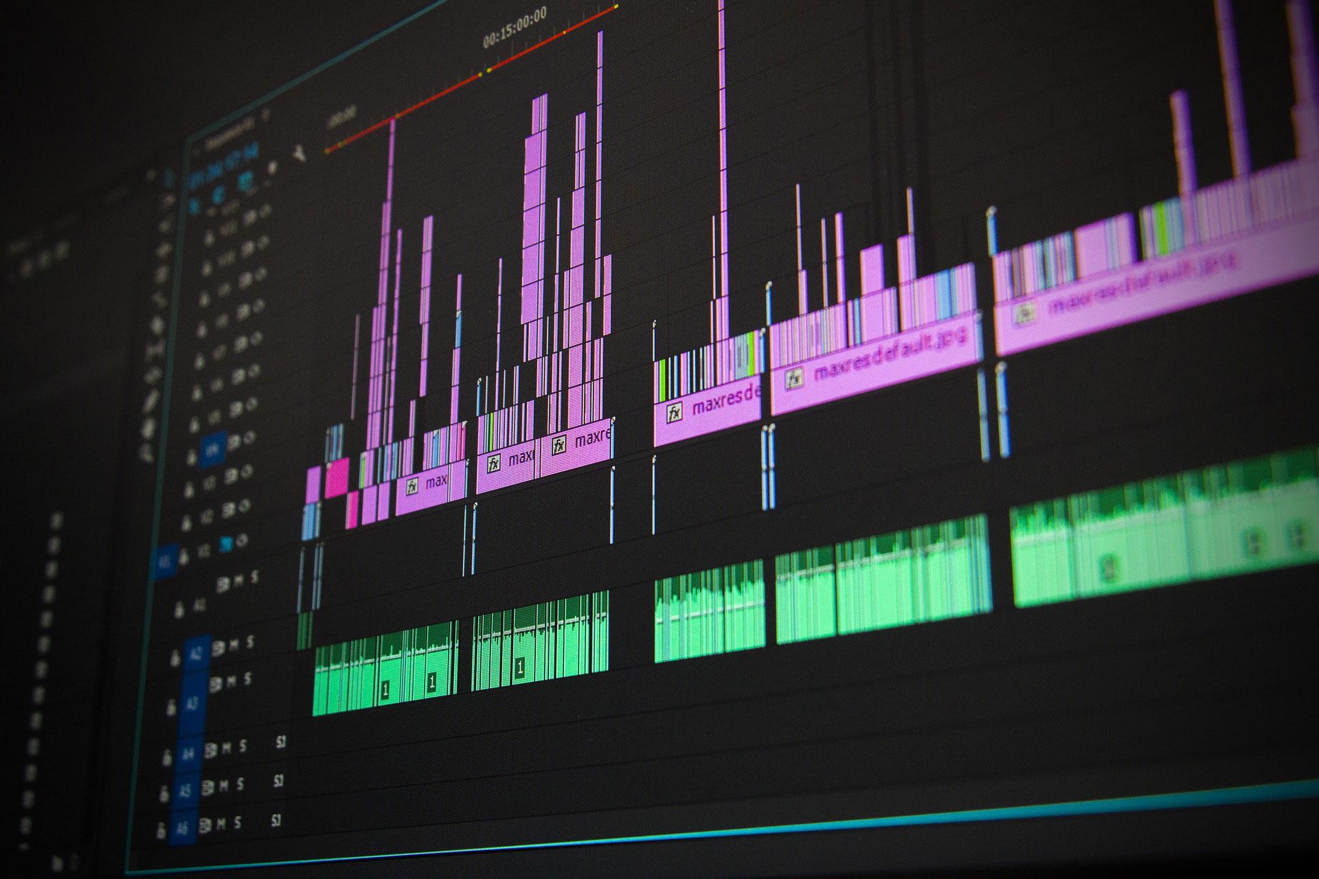Video Bearbeitungsprogramm