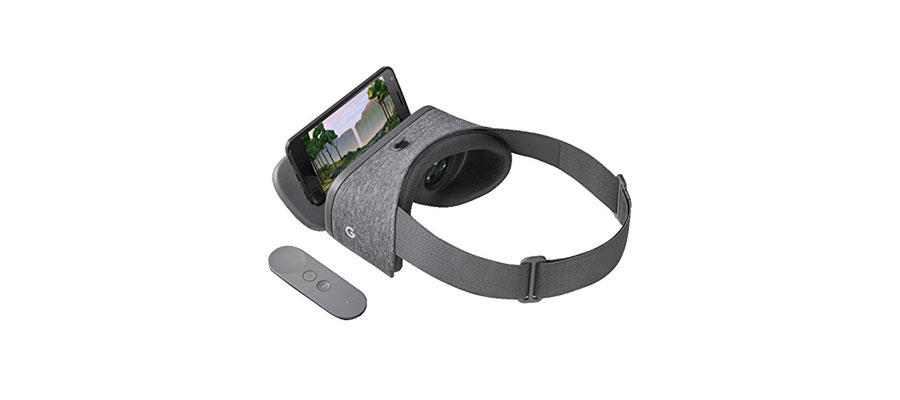 Image of Google Daydream VR headset