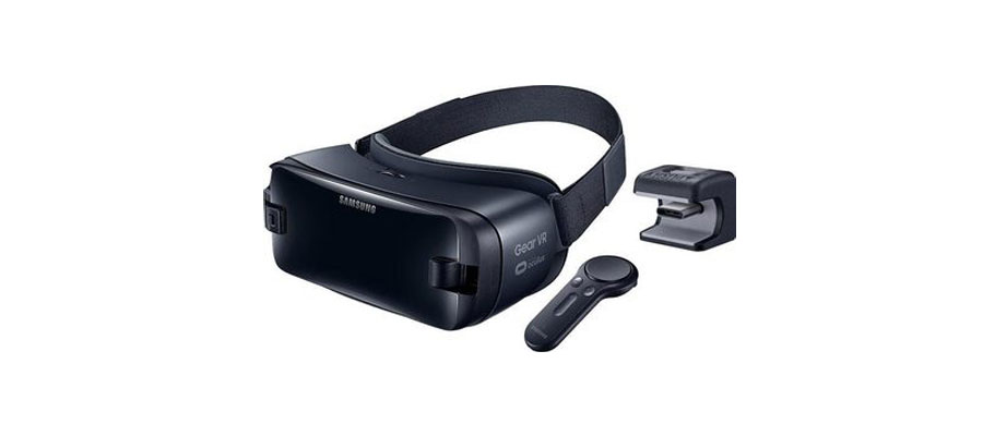 Image of Samsung Gear VR headset