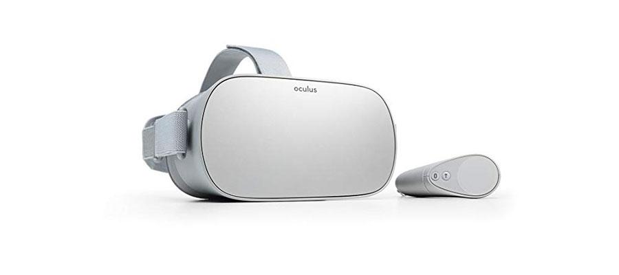 Image of Oculus Go VR headset