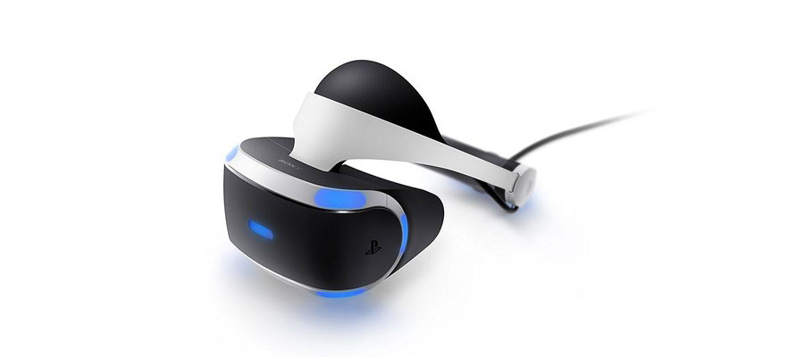 Image of Playstation VR headset