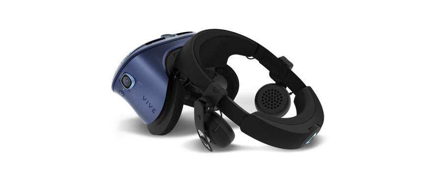 Image of HTC Vive Cosmos VR headset