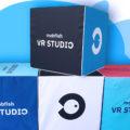 mobfish VR STUDIO Sitzkissen